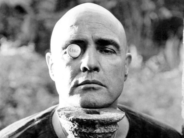 Marlon Brando | imagen en blanco y negro