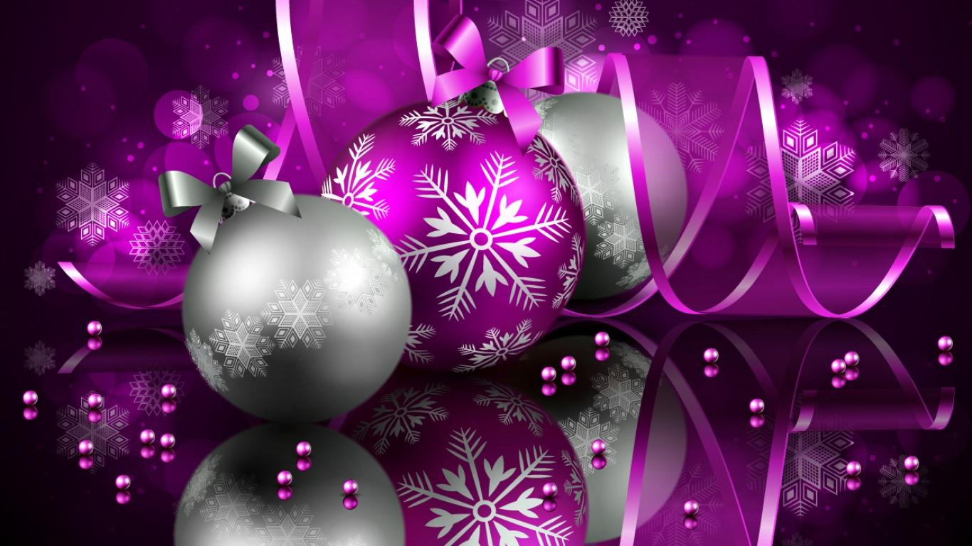 Bolas De Navidad Rojas Sobre Fondo Verde: Imágenes Y Fondos