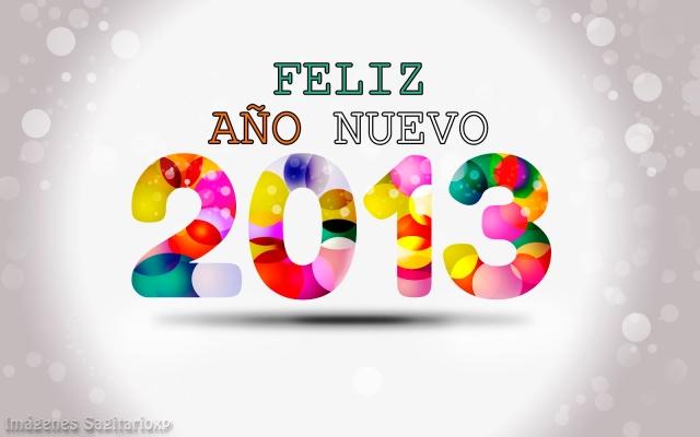 Imagen de Feliz Año Nuevo 2013 para facebook