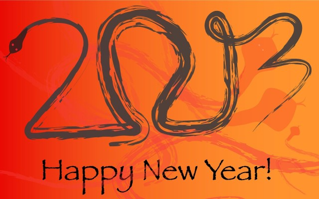 Wallpaper Happy New Year 2013