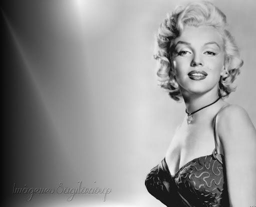 Imagen original de la bellísima Marilyn Monroe