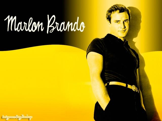 Marlon Brando | Fondo para el escritorio
