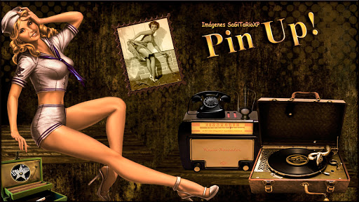 Fondo de pantalla | Vintage | Pin Up