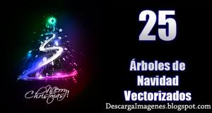 Pack de 25 vectores de navidad gratis, jpg, tif, eps