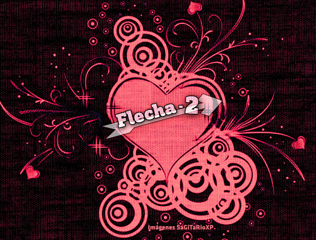 wallpapers, amor, flecha_2, corazones
