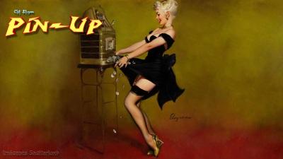 Fondos Pin-Up: Gil Elvgren | Colección 2