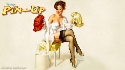Fondos Pin-Up: Gil Elvgren | wallpaper