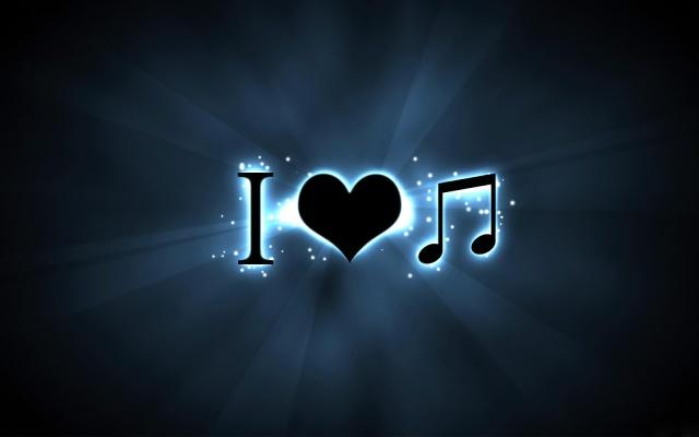 I♥Music I love music