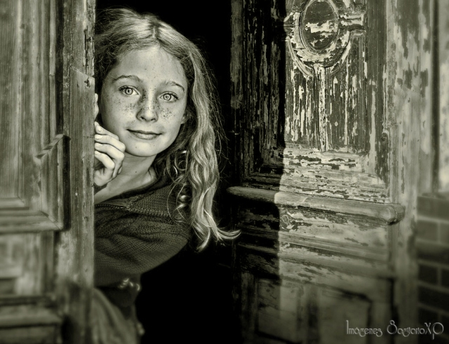 bonita imagen: Fondo de pantalla | Linda pecosita | Wallpaper