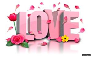 Love | Portada para facebook, Flores, pétalos