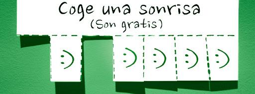 Cabeceras para facebook: Coge una sonrisa | 5 colores