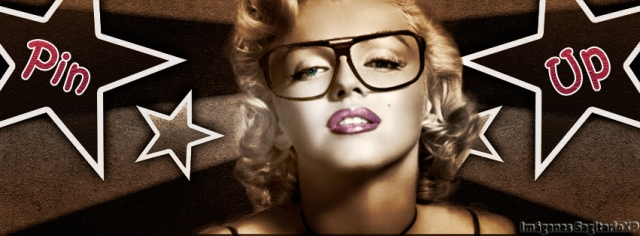 Portada para facebook: Marilyn Monroe | Retro vintage, Pin-Up