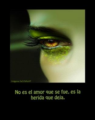 Bellas imágenes, no es el amor que se fue