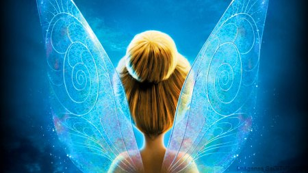 Tinker Bell y Peri Winkle A Winter Story_Wallpaper
