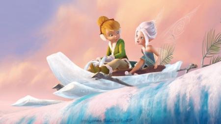 Tinker Bell y sus amigas