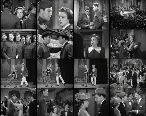 For me and my gal ( 1942 ) Por mi chica y por mi